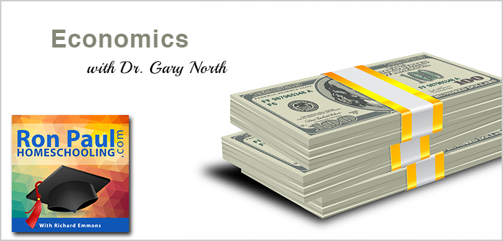 Learn Free Market Economics with Dr. Gary North