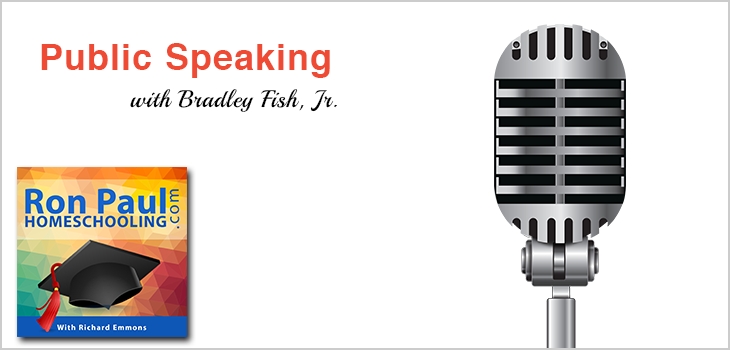 Public Speaking with Bradley Fish