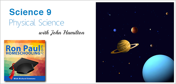 9th Grade Physical Science Lesson 1 with John Hamilton