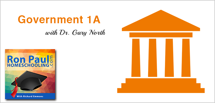 Government 1A with Dr. Gary North