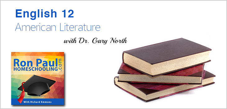 12th Grade English Lesson 1 with Dr. Gary North