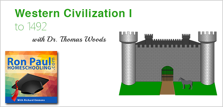 Western Civilization I with Dr. Thomas Woods