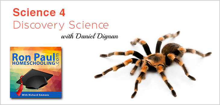 "4th Grade Science with Daniel Dignan ""Discovery Science"""