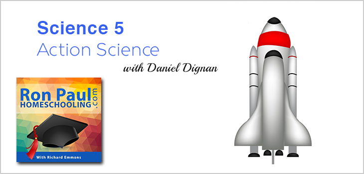 """5th Grade Science with Daniel Dignan """"Action Science"""""""