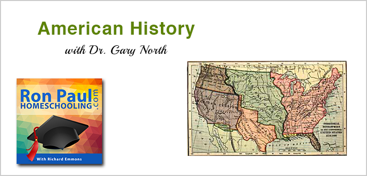12th Grade American History Lesson 1 with Dr. Gary North